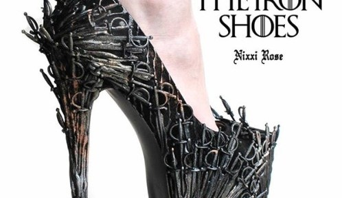 Game of Thrones zapatos